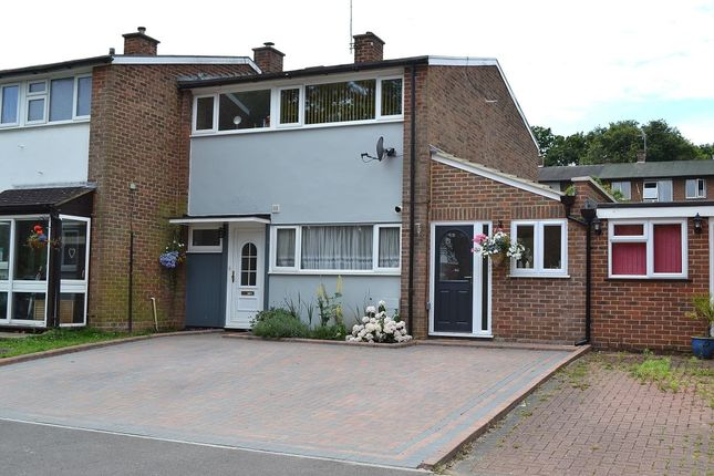 Thumbnail Semi-detached house for sale in Purford Green, Harlow