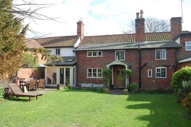 Thumbnail Terraced house to rent in Fore Street, Framlingham, Woodbridge