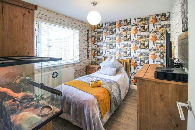Bedroom Two of Garfield Close, Littleover, Derby DE23
