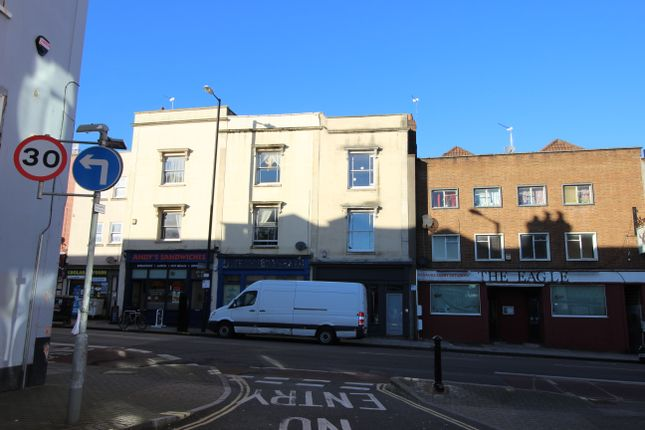 Thumbnail Flat to rent in West Street, Old Market, Bristol