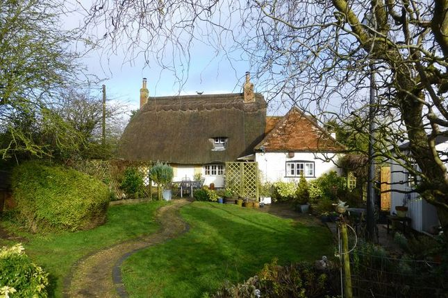 Thumbnail Cottage for sale in Main Street, Grendon Underwood, Aylesbury