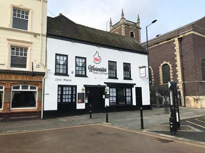 Thumbnail Pub/bar for sale in Worcester Steak & Grill House, 12 Cornmarket, Worcester, Worcestershire
