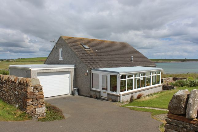 Thumbnail Detached house for sale in Grimness, South Ronaldsay, Orkney
