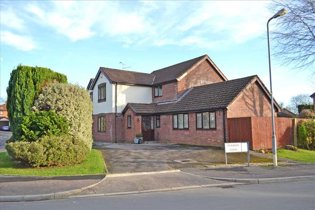 Thumbnail Detached house for sale in Copperfield Drive, Thornhill, Cardiff