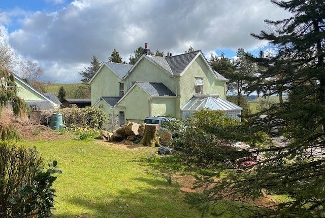 Thumbnail Detached house for sale in Dylife, Llanbrynmair