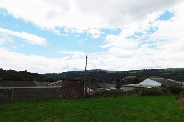 Thumbnail Land for sale in Pengam Road, North Lane, Ystrad Mynach