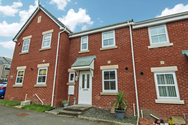 2 bed terraced house for sale in Dobson Close, High Spen, Rowlands Gill NE39