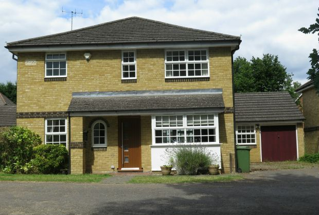 4 bed detached house for sale in Fabulous Outlook. Bowyer Walk, Ascot