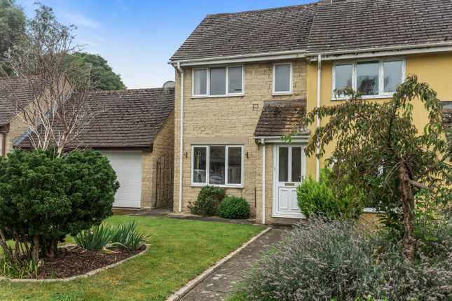1 bed end terrace house for sale in Longtree Close, Tetbury GL8