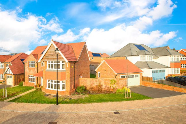 Thumbnail Detached house for sale in Chapel Close, Barton Seagrave, Kettering