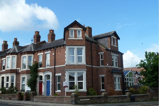 Thumbnail End terrace house to rent in Scotland Road, Carlisle