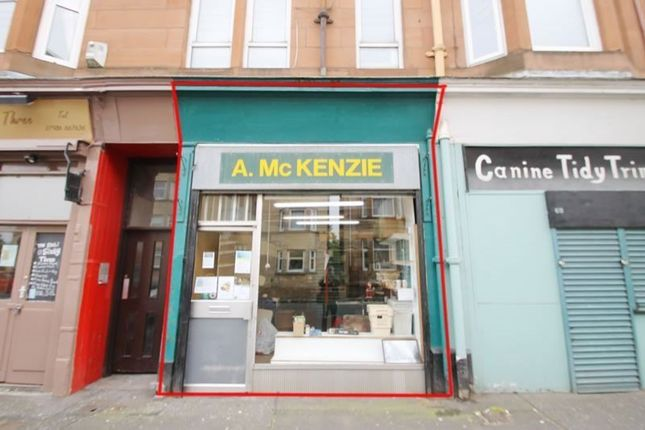 Retail premises to let in Old Castle Road, Glasgow