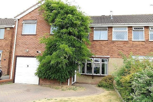 Thumbnail Semi-detached house for sale in Charterfield Drive, Kingswinford