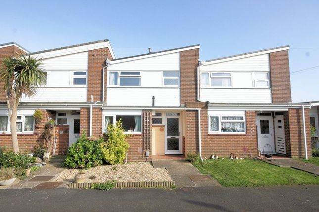 Thumbnail Terraced house for sale in Mabey Close, Alverstoke, Gosport