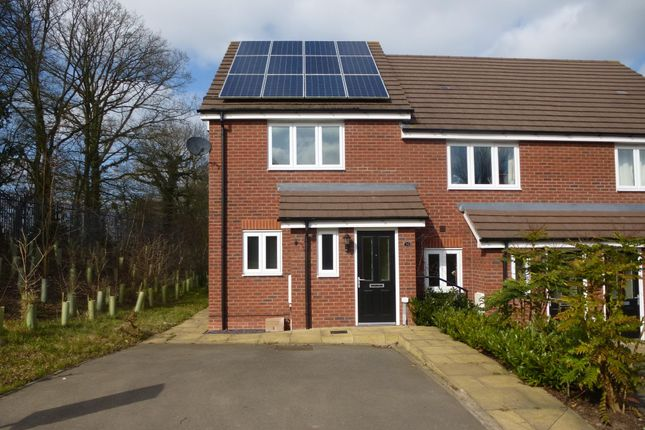 Thumbnail Property to rent in Summerhill Lane, Coventry