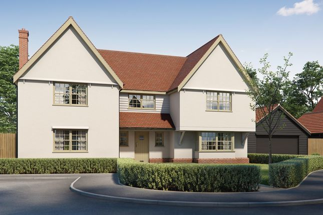 4 bed detached house for sale in Little Paddocks, Great Bromley, Colchester CO7