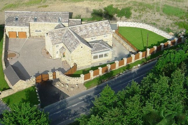 Thumbnail Detached house for sale in Higham, Barnsley