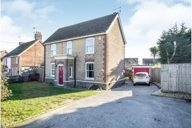 Thumbnail Detached house for sale in Upton, Poole, Dorset