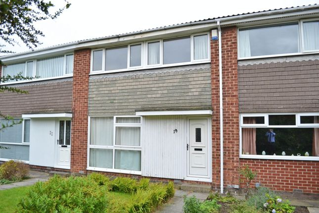 Thumbnail Mews house to rent in Barnwood Close, Wallsend