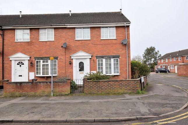 Exterior of Stuart Close, Bletchley, Milton Keynes MK2