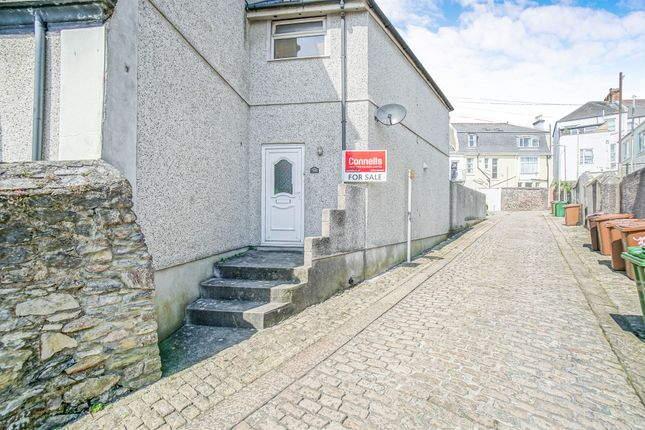 Thumbnail Maisonette for sale in Sea View Terrace, St Judes, Plymouth