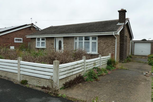 Thumbnail Detached bungalow for sale in Champion Way, Mablethorpe