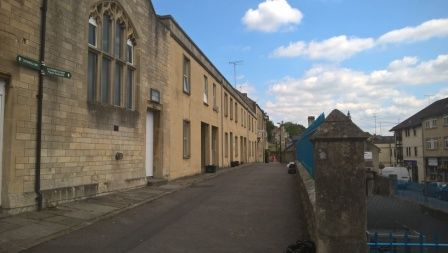 Thumbnail Flat to rent in Church Street, Weston, Bath