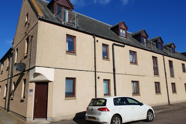 Thumbnail Flat for sale in Branderburgh Quay, Lossiemouth