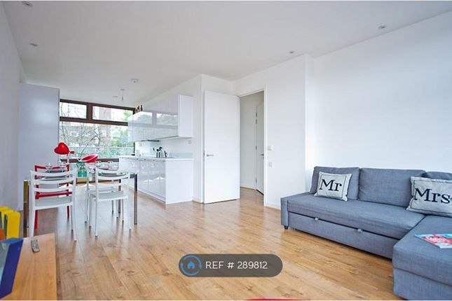 Thumbnail Flat to rent in Cabanel Place ( Lilian Baylis School), London