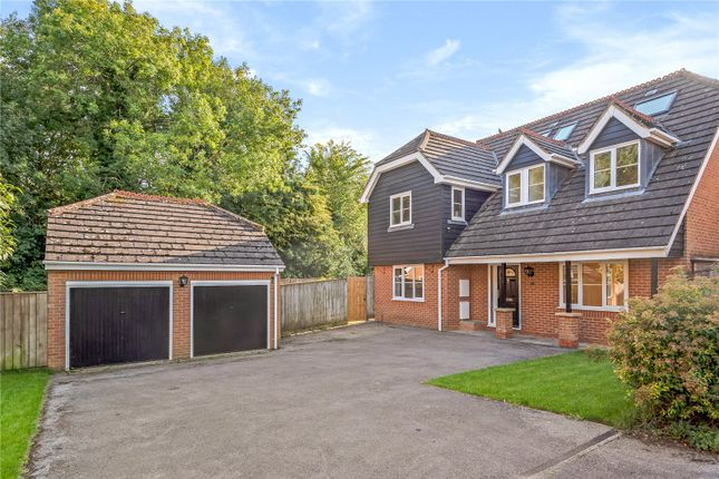 Thumbnail Detached house for sale in Whitefield Crescent, Peatmoor, Swindon, Wiltshire