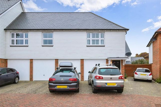 Thumbnail Flat for sale in Clarence Way, Kings Hill, West Malling, Kent