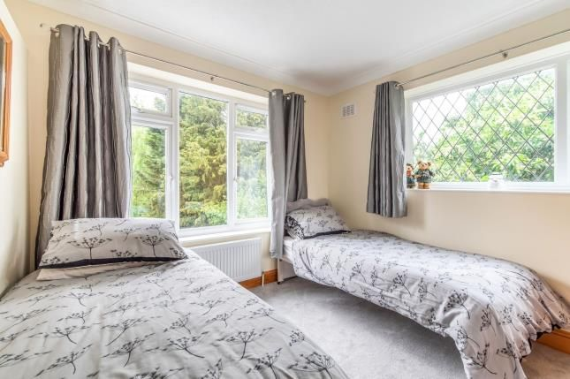 Bedroom of Hill Court, Chattenden, Rochester, Kent ME3
