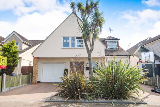Thumbnail Detached house for sale in Louis Drive, Rayleigh, Essex