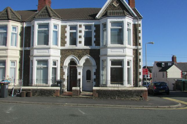 Thumbnail Property to rent in Tewkesbury Street, Roath, Cardiff