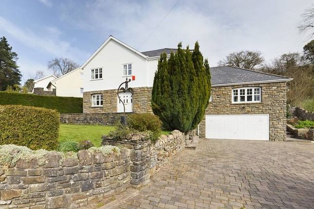 Thumbnail Detached house for sale in Church Road, Pentyrch, Cardiff.