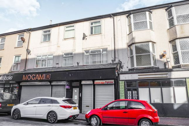 Thumbnail Flat for sale in 14 Bodfor Street, Rhyl
