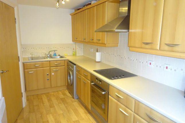 Kitchen of President House, Sovereign Park, York YO26