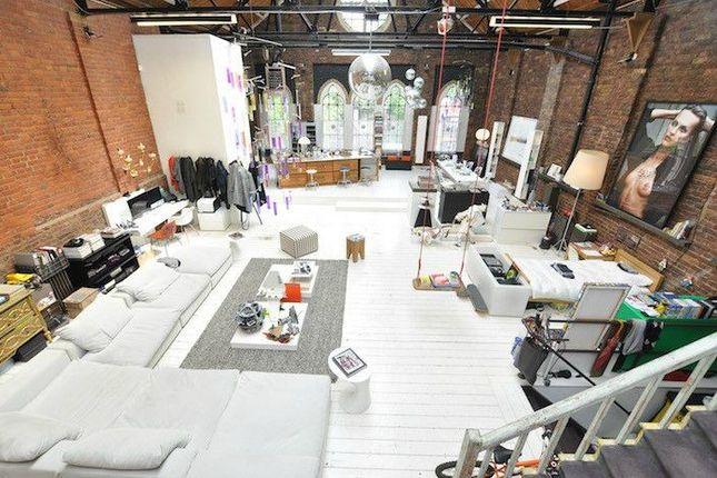 Thumbnail Flat to rent in Shoreditch High Street, London