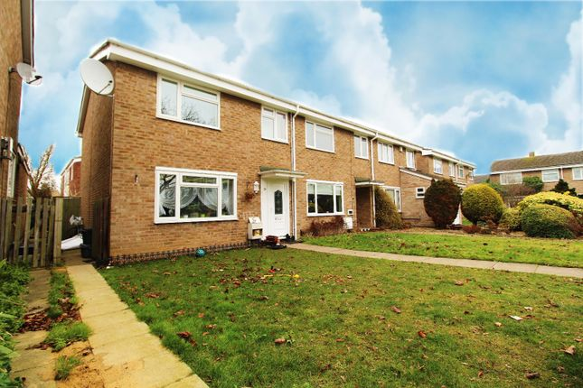 3 bed terraced house for sale in York Place, Colchester