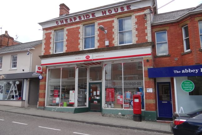 Thumbnail Retail premises for sale in Gillingham Post Office, High Street, Gillingham, Dorset
