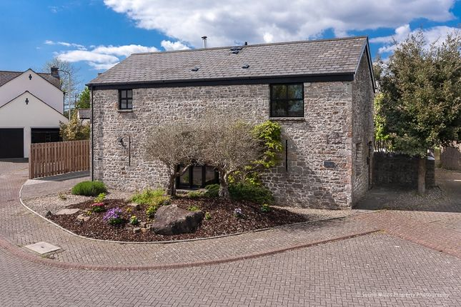 Thumbnail Barn conversion for sale in The Barn Llys Ty Newydd, Coity, Bridgend.