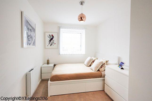 Thumbnail Flat to rent in 8 Elmira Way, Salford