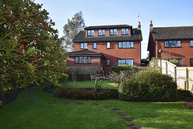 Detached house for sale in Exminster, Near Exeter