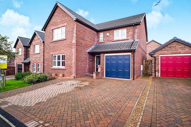 Thumbnail Detached house for sale in St. Mungos Close, Dearham, Maryport