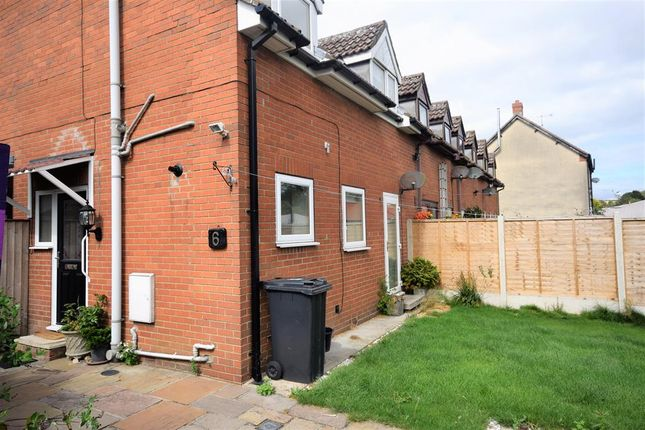 Thumbnail Detached house to rent in The Meadows, Foxholes, Driffield