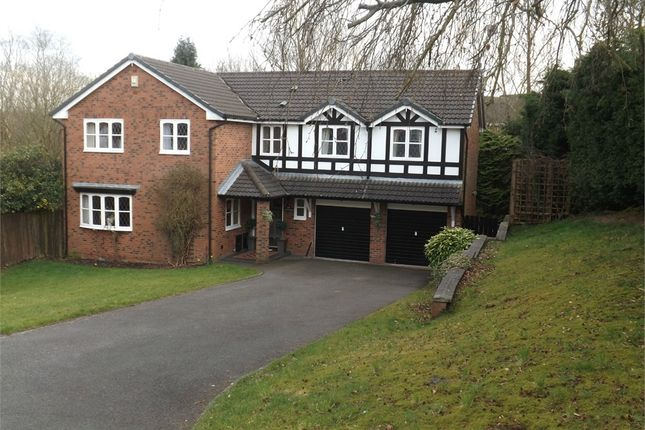 Thumbnail Detached house for sale in 45 Cranleigh, Standish, Wigan, Lancashire