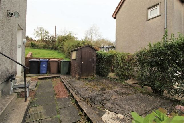 Side Garden of Hollows Avenue, Paisley PA2