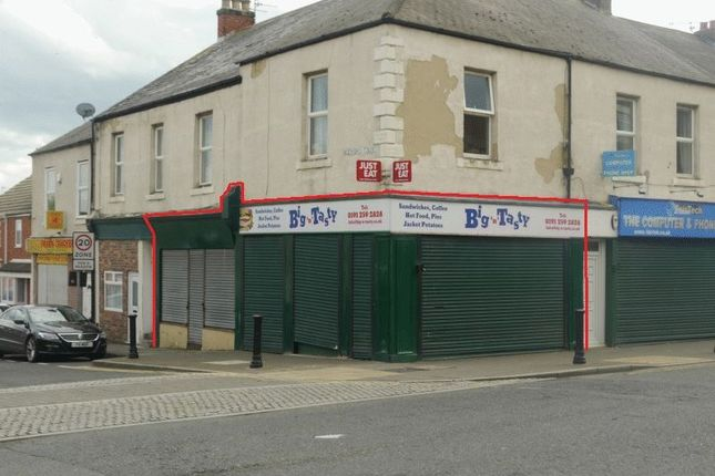 Commercial property to let in Rudyerd Street, North Shields