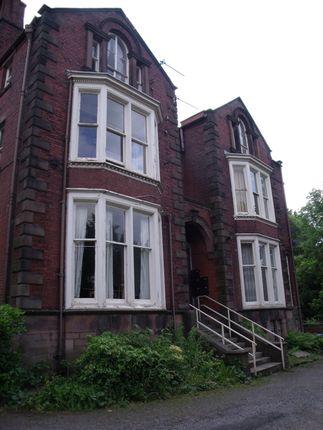 Thumbnail Duplex to rent in Compton, Leek, Staffordshire