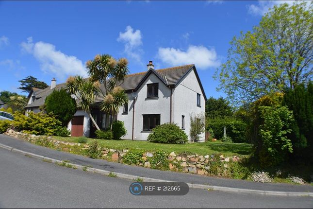 Thumbnail Detached house to rent in Lelant Meadows, St Ives